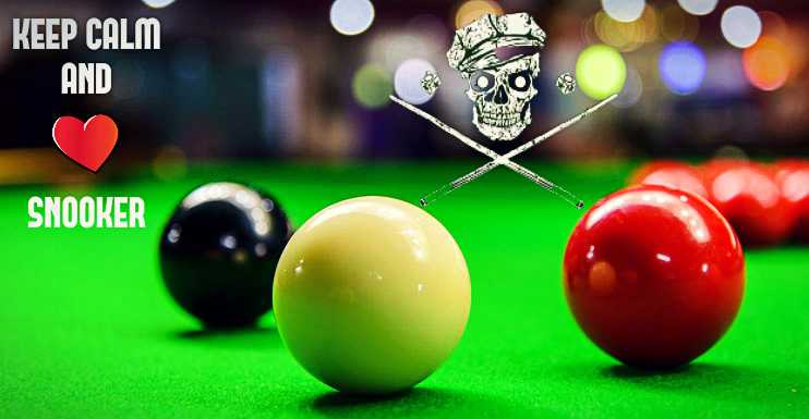 That's Why We Love Snooker!