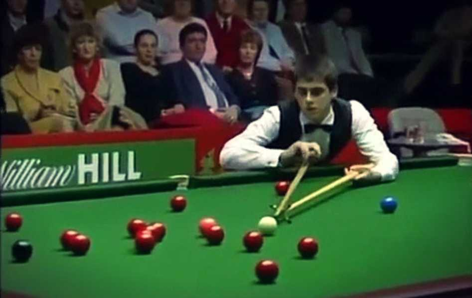 14-year-old Ronnie O'Sullivan's TV Debut