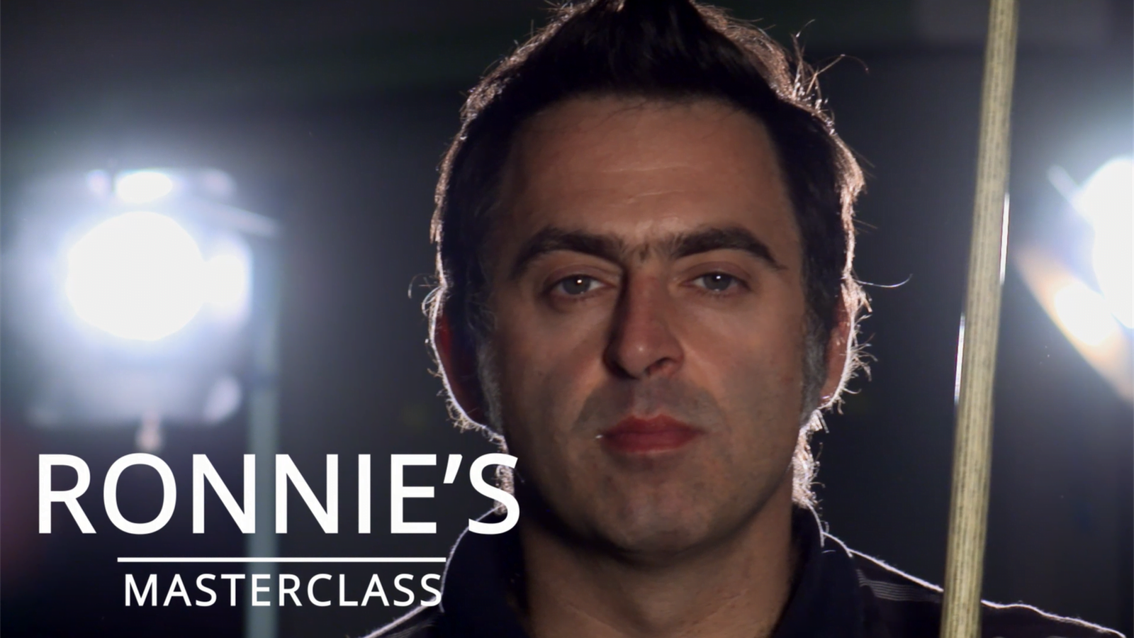Ronnie's Masterclass - The Perfect Double