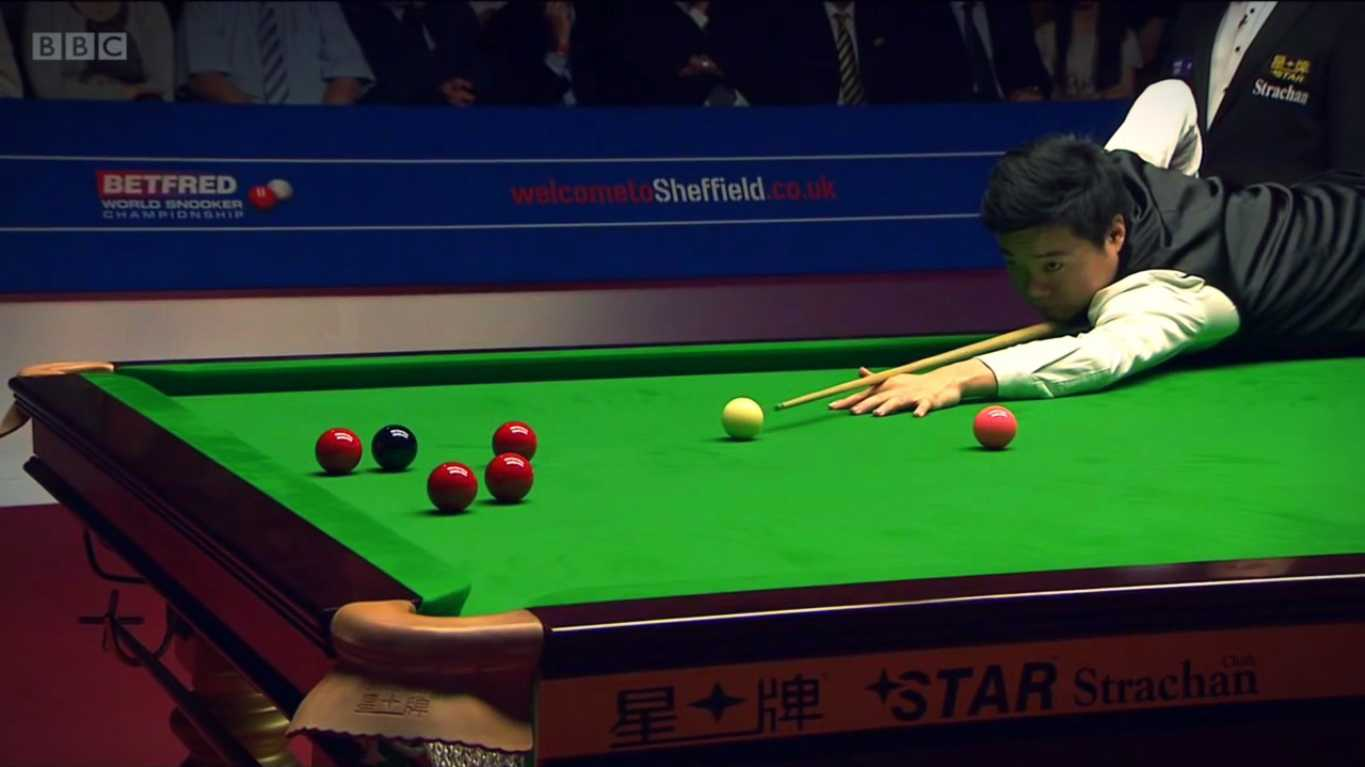 Ding Junhui On Fire! 🔥 Aggressive Performance Against Mark Selby