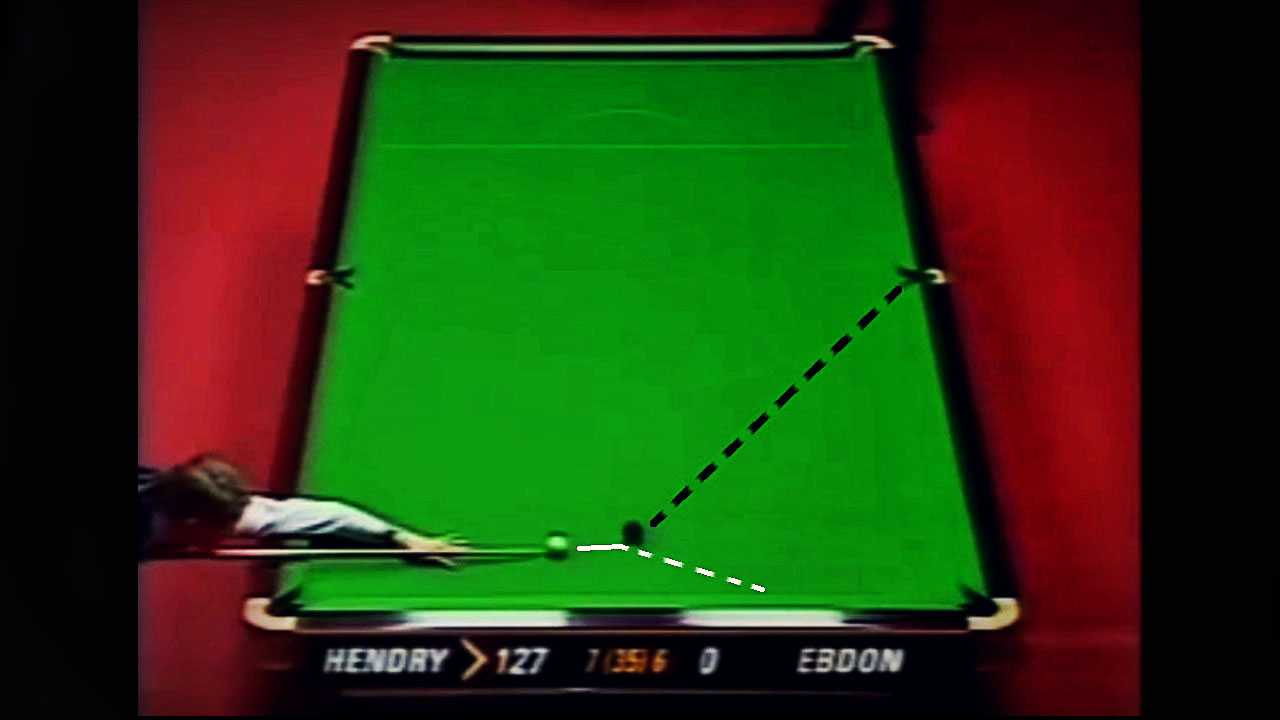 Stephen Hendry 79 Break in 2 Minutes | Faster Than Ronnie?