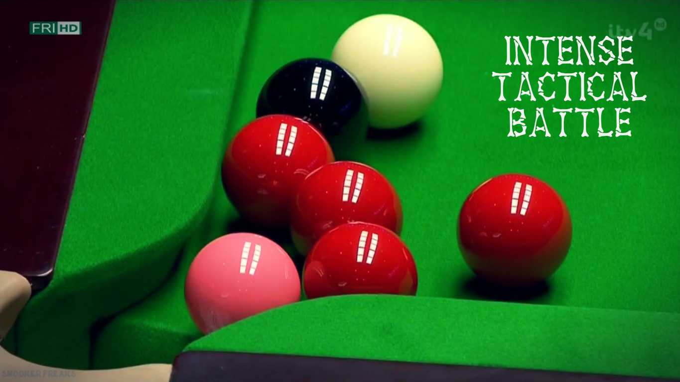 Ronnie O'Sullivan vs Judd Trump - The Ultimate Tactical Battle