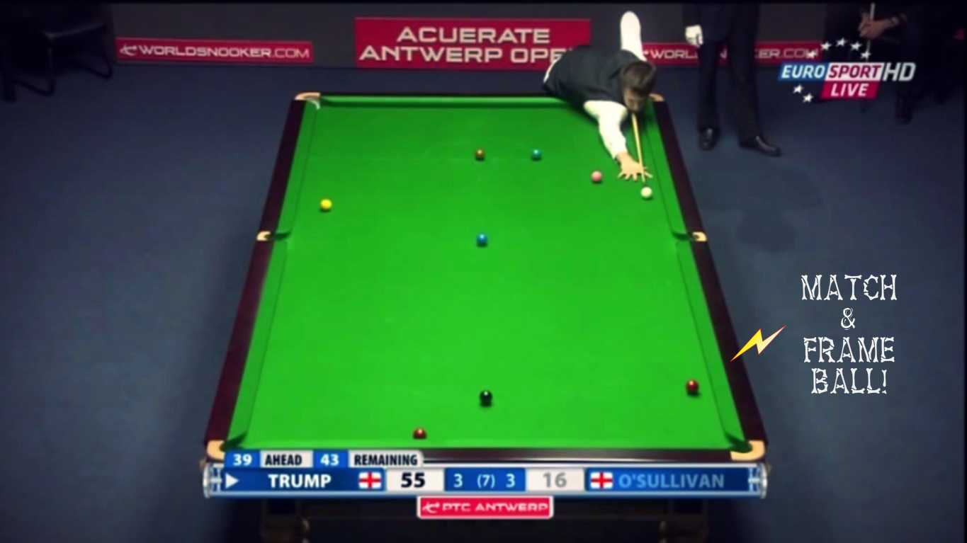 Luck OR Skill? – Ronnie O'Sullivan vs Judd Trump (Decider)