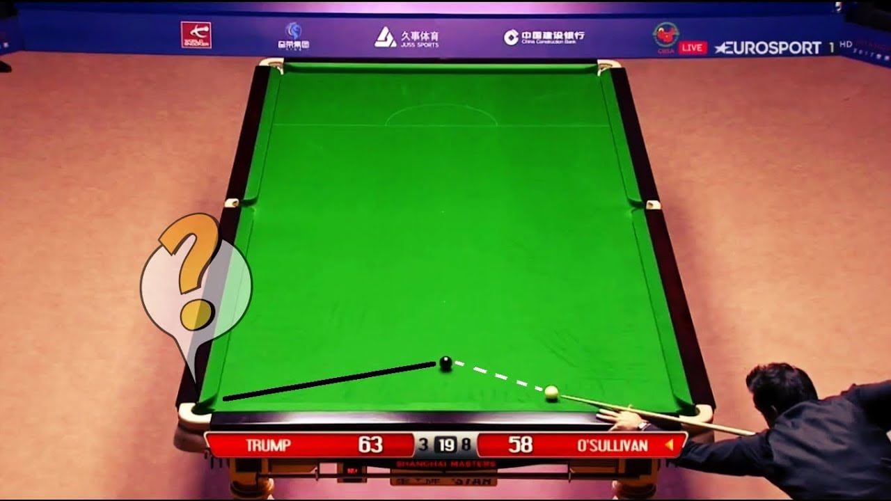 Ronnie O'Sullivan's Incredible FRAME STEAL vs Judd Trump | Shanghai Masters 2017 (Final)