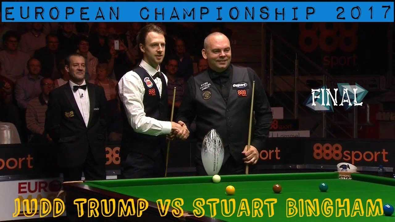 Judd Trump Defends Ranking Title In Style - 2017 European Masters (FINAL)
