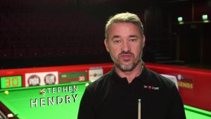 Stephen Hendry - Name That Table