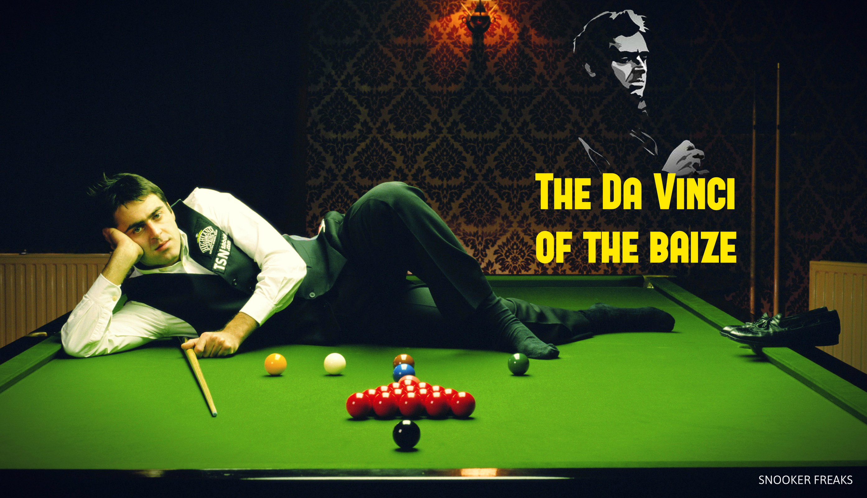 Ronnie O'Sullivan Tribute - The Snooker Genius