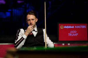 Judd Trump Christian Dior shirt