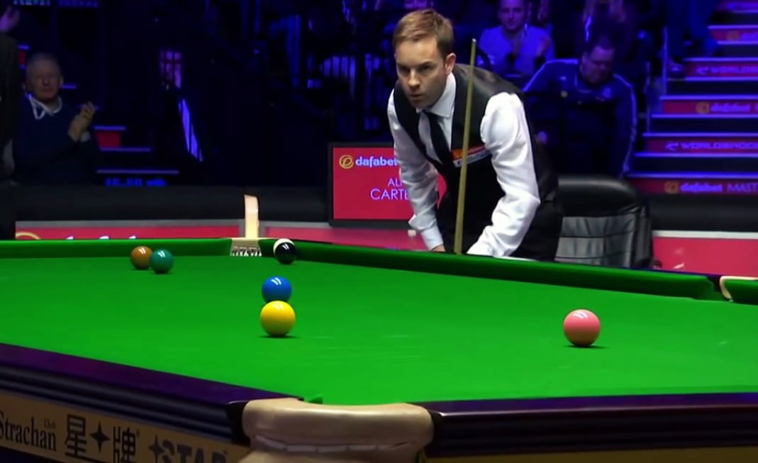 TACTICAL BATTLE Shaun Murphy vs Ali Carter 2018 Masters