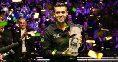 Mark Selby victorious at 2019 English Open