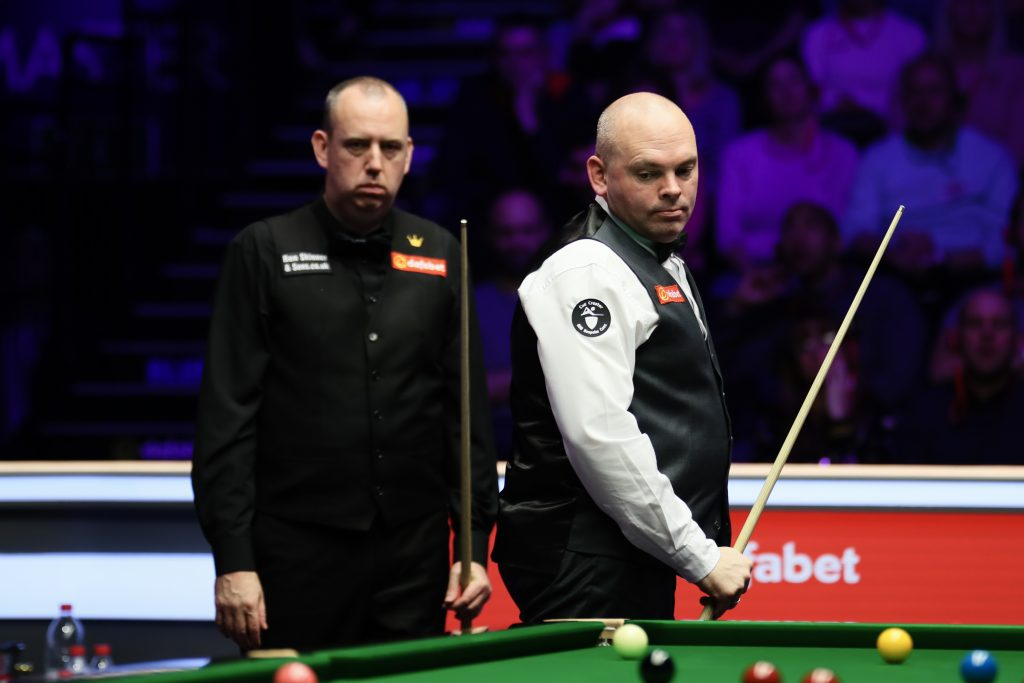 Masters Snooker 2021