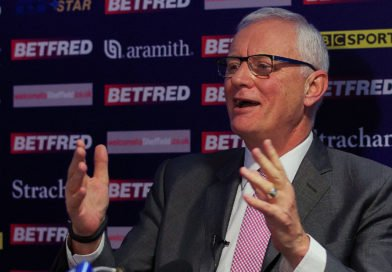 Barry Hearn Picks Three Favourite Moments