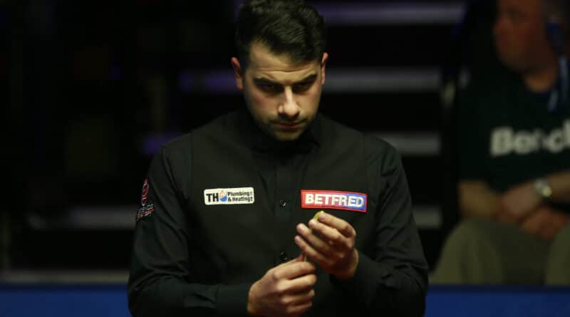 Georgiou Focussed On Qualification – World Snooker