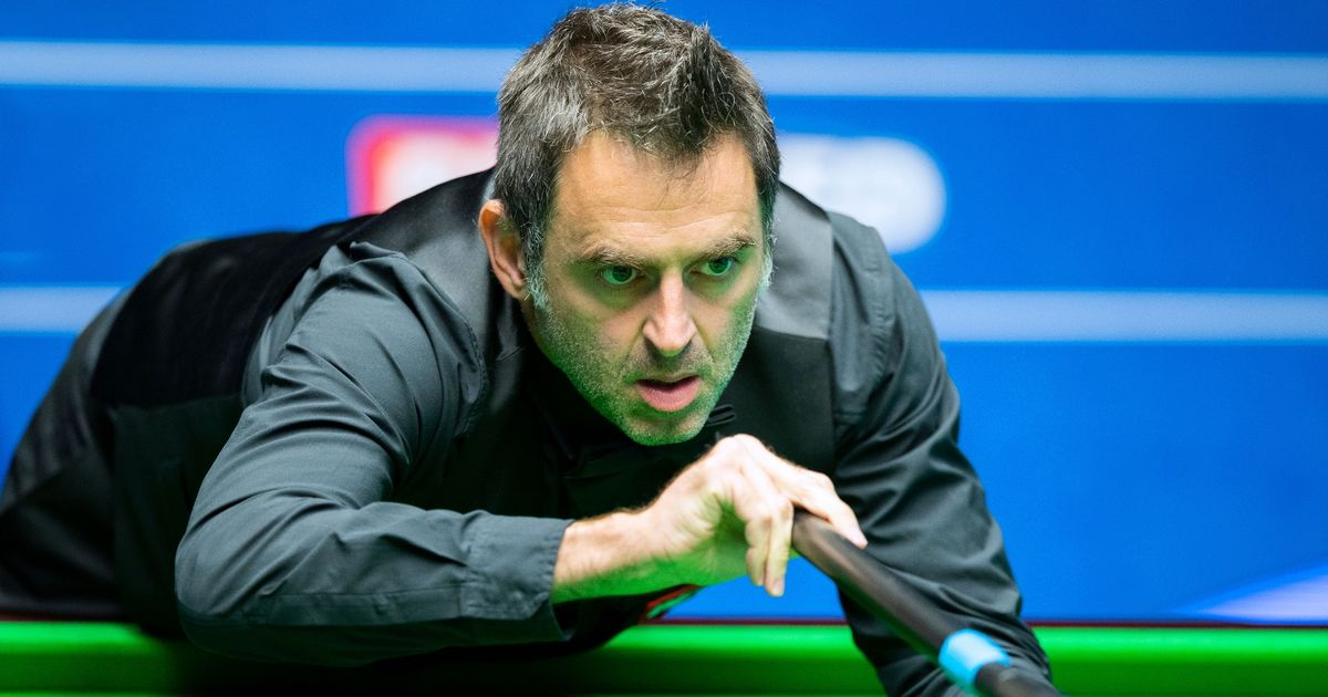 World Snooker Championship LIVE Results And Scores As ...
