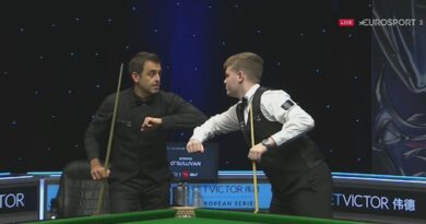 Ronnie O'Sullivan's comments come back to haunt him as 18-year-old secures shock win