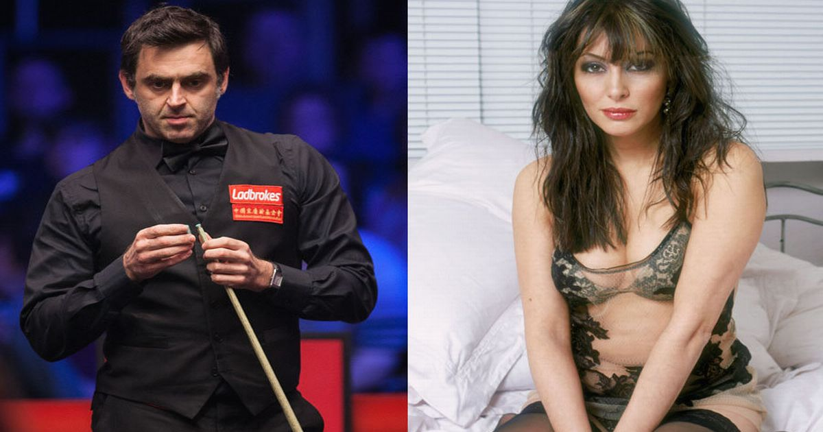 Who Is Laila Rouass? Ronnie O'Sullivan's Fiancee Is Former ...