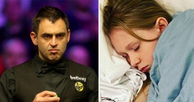 Snooker star Ronnie O'Sullivan begs fans: 'help find donor to save sick girl'