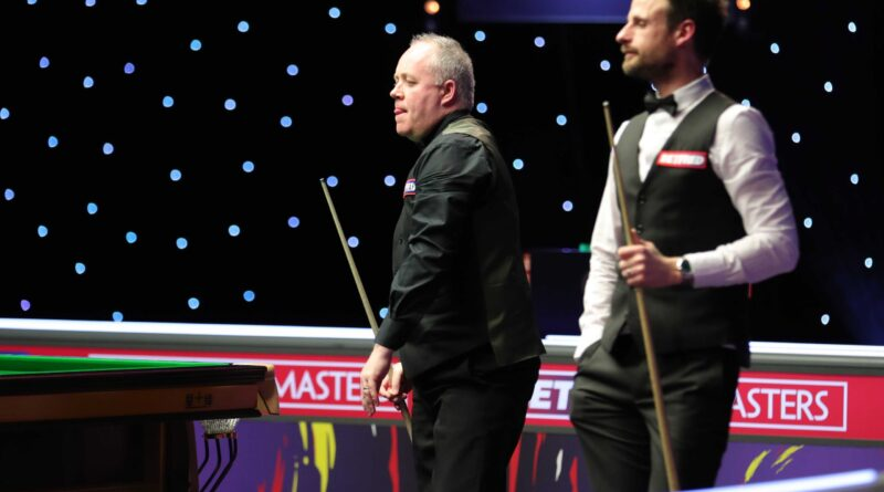 Higgins Reaches Fifth Masters Final