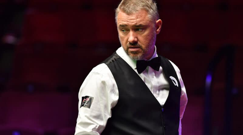 Hendry Withdraws From WST Pro Series